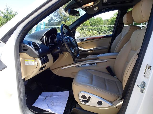 2011 Mercedes-Benz ML 550 ML 550 Madison, NC 28
