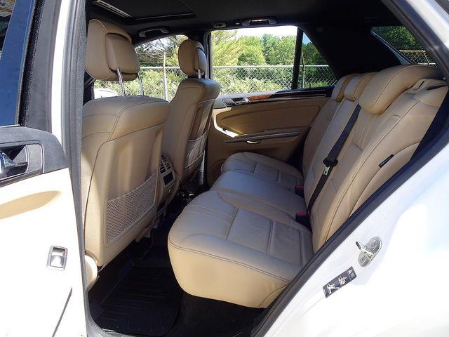 2011 Mercedes-Benz ML 550 ML 550 Madison, NC 32
