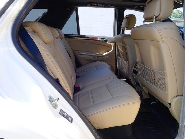 2011 Mercedes-Benz ML 550 ML 550 Madison, NC 35