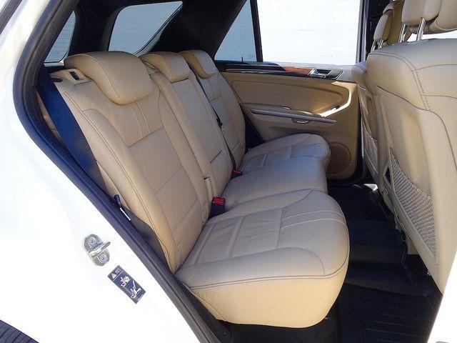 2011 Mercedes-Benz ML 550 ML 550 Madison, NC 36