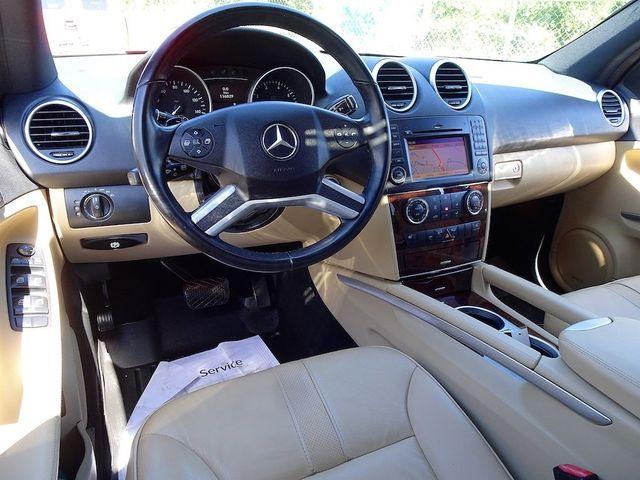 2011 Mercedes-Benz ML 550 ML 550 Madison, NC 38