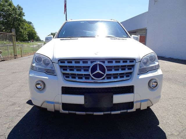 2011 Mercedes-Benz ML 550 ML 550 Madison, NC 7