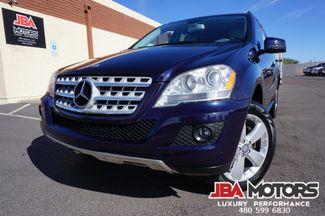 2011 Mercedes-Benz ML350 ML350 ML Class 350 SUV 1 OWNER ONLY 57K LOW MILES | MESA, AZ | JBA MOTORS in Mesa AZ