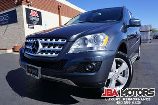 2011 Mercedes-Benz ML350 ML Class 350 SUV ~ Clean CarFax ONLY 55k LOW MILES in Mesa, AZ 85202
