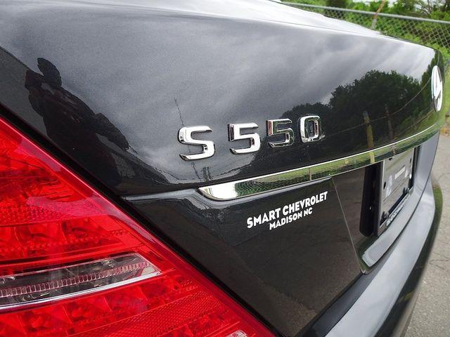 2011 Mercedes-Benz S 550 S 550 Madison, NC 12