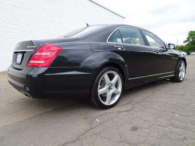 2011 Mercedes-Benz S 550 S 550 Madison, NC 2