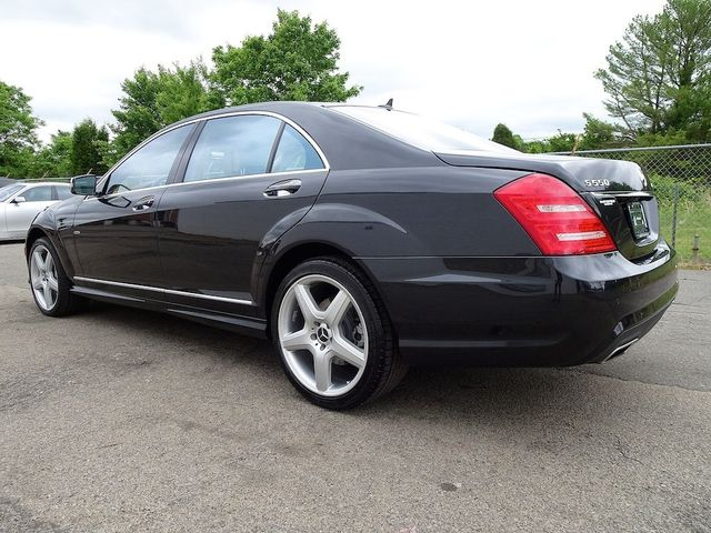 2011 Mercedes-Benz S 550 S 550 Madison, NC 4