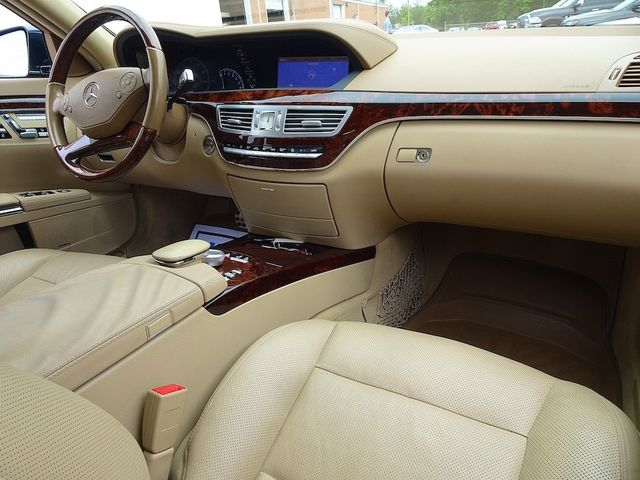 2011 Mercedes-Benz S 550 S 550 Madison, NC 46