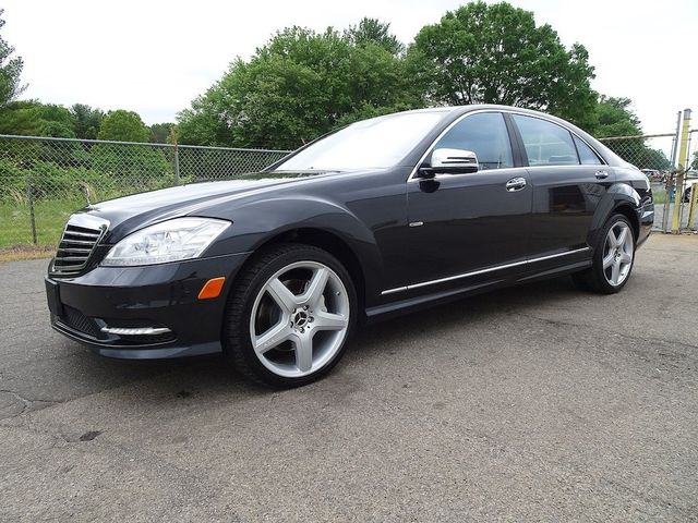 2011 Mercedes-Benz S 550 S 550 Madison, NC 6