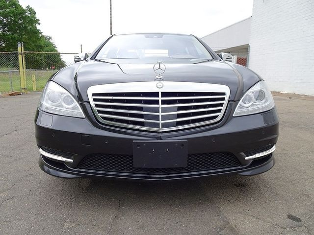2011 Mercedes-Benz S 550 S 550 Madison, NC 7