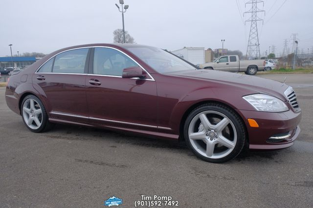2011 Mercedes-Benz S 550 AMG SPORT PACKAGE