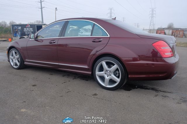 2011 Mercedes-Benz S 550 AMG SPORT PACKAGE in Memphis, Tennessee 38115