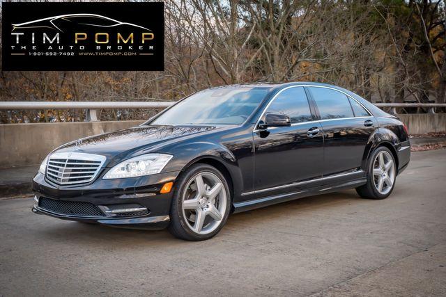 2011 Mercedes-Benz S 550 AMG WHEELS/ GLASS PANO ROOF P2 PKG SPORT PKG PLUS