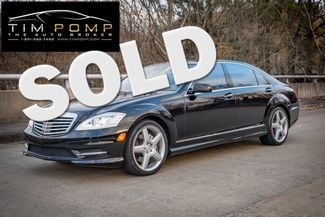 2011 Mercedes-Benz S 550 AGM WHEELS/ GLASS PANO ROOF P2 PKG SPORT PKG PLUS | Memphis, Tennessee | Tim Pomp - The Auto Broker in  Tennessee