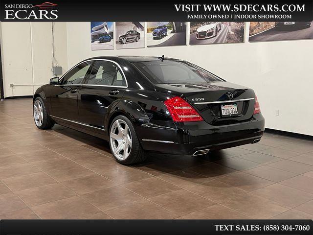 2011 Mercedes-Benz S 550 in San Diego, CA 92126