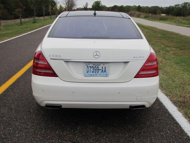 2011 Mercedes-Benz S 550 St. Louis, Missouri 4