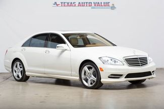 2011 Mercedes-Benz S-Class S 550 in Addison TX, 75001