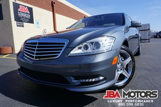 2011 Mercedes-Benz S550 S Class 550 Sedan ~ P02 ~ AMG SPORT 1 Owner AZ Car | MESA, AZ | JBA MOTORS in Mesa AZ