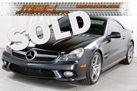 2011 Mercedes-Benz SL 550 - Nigh Edition - 1/100 made!  in Los Angeles