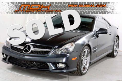 2011 Mercedes-Benz SL 550 - Nigh Edition - 1/100 made!  in Los Angeles