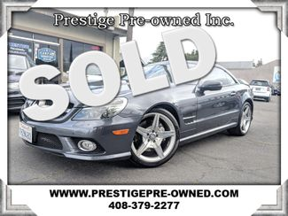 2011 Mercedes-Benz SL 550 *NAVI/HEATED/COOLED/MASSAGE/HEATED NECK ON SEATS*  in Campbell CA
