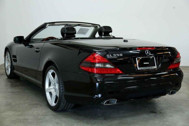 2011 Mercedes-Benz SL 550 Houston, Texas 9