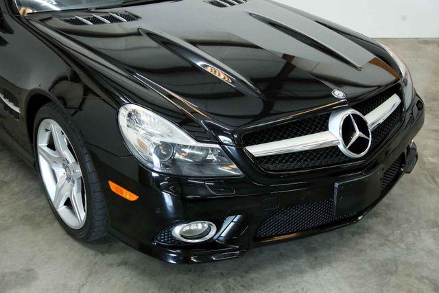 2011 Mercedes-Benz SL 550 Houston, Texas 4