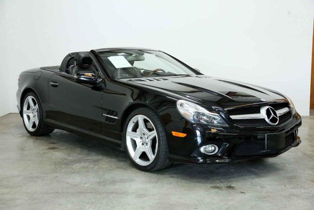 2011 Mercedes-Benz SL 550 Houston, Texas 1