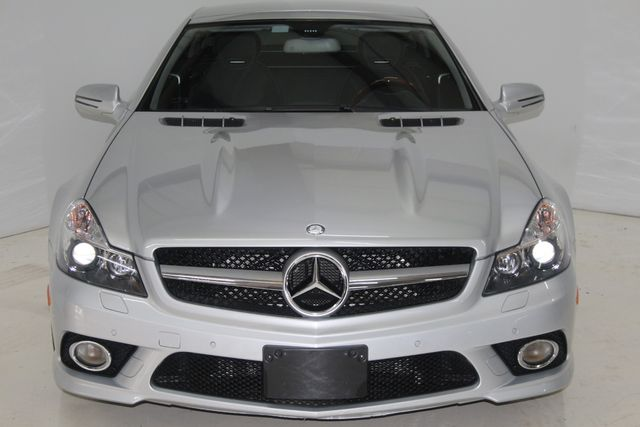 2011 Mercedes-Benz SL 550 Houston, Texas 2