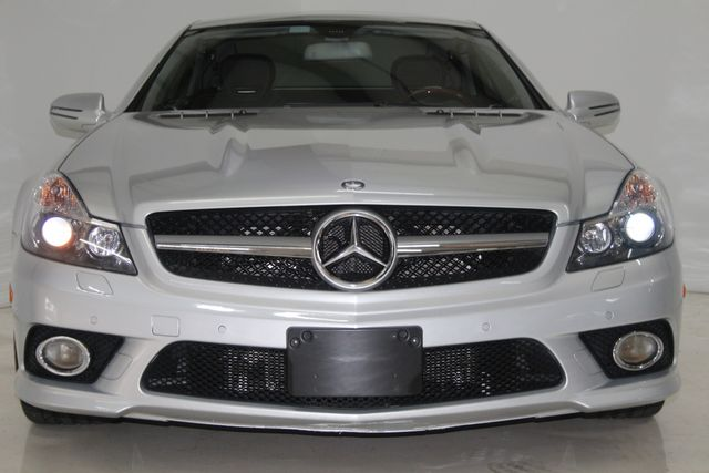 2011 Mercedes-Benz SL 550 Houston, Texas 3