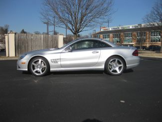 2011 Sold Mercedes-Benz SL 550 Sport Package Conshohocken, Pennsylvania 2