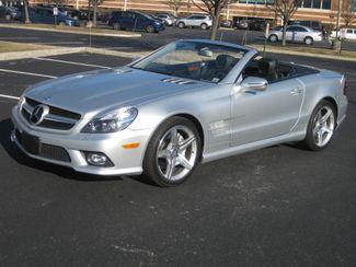 2011 Sold Mercedes-Benz SL 550 Sport Package Conshohocken, Pennsylvania 33