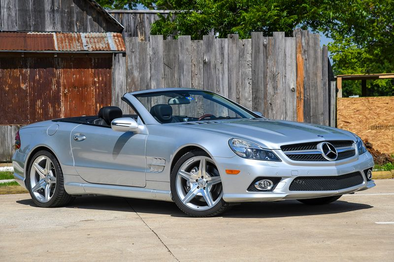2011 Mercedes-Benz SL 550 Convertible   city TX  Dallas Motorsports  in Wylie, TX