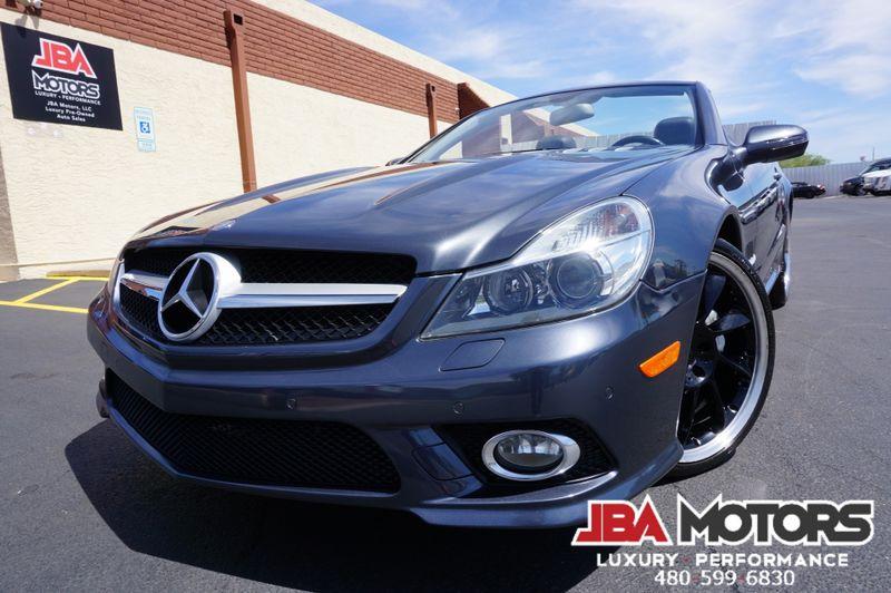 2011 Mercedes-Benz SL550 SL Class 550 AMG Convertible Roadster | MESA, AZ | JBA MOTORS in MESA AZ