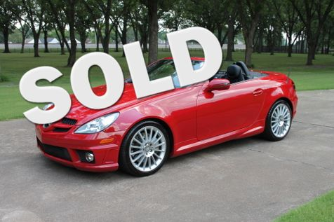 2011 Mercedes-Benz SLK 350 Hardtop Convertible MSRP $61,445.00 in Marion, Arkansas