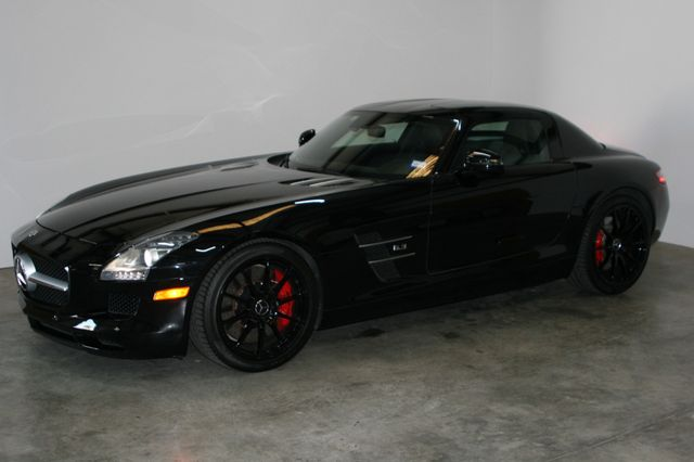 2011 Mercedes-Benz SLS AMG Houston, Texas 12