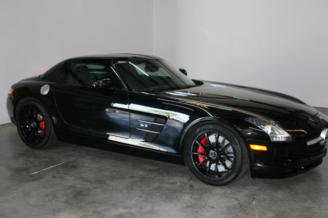 2011 Mercedes-Benz SLS AMG Houston, Texas 14
