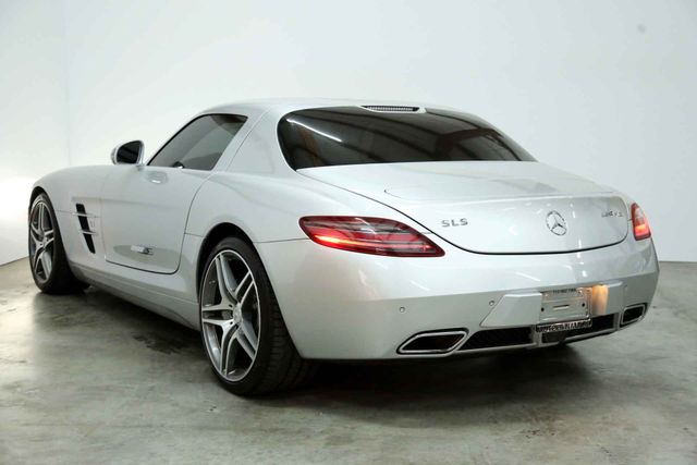 2011 Mercedes-Benz SLS AMG Houston, Texas 7