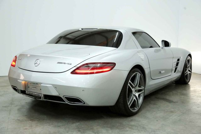 2011 Mercedes-Benz SLS AMG Houston, Texas 9