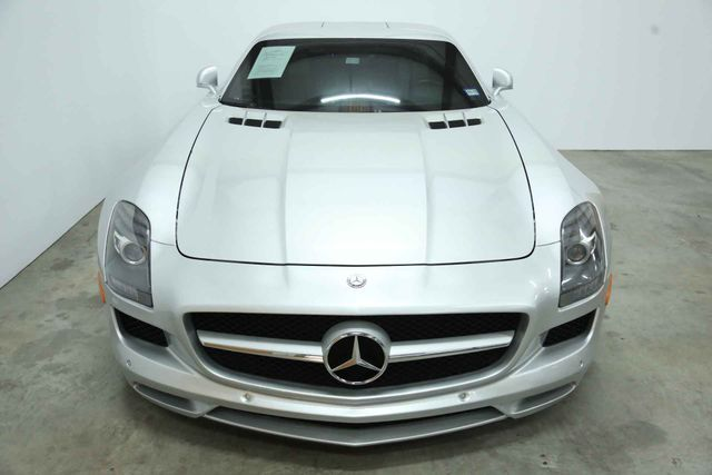 2011 Mercedes-Benz SLS AMG Houston, Texas 5