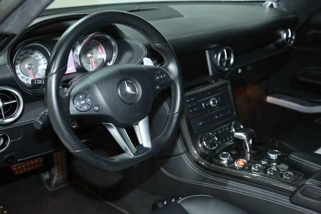 2011 Mercedes-Benz SLS AMG Houston, Texas 10