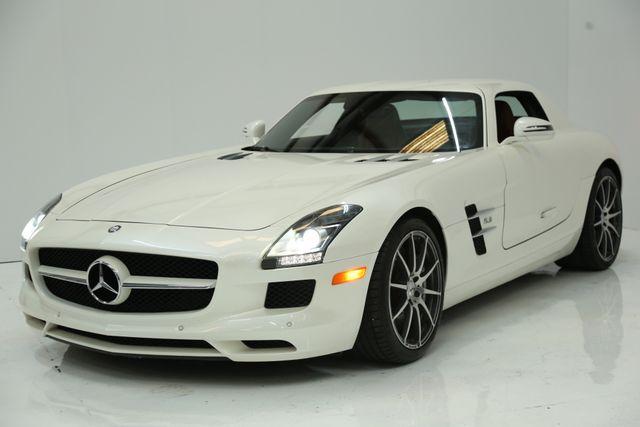 2011 Mercedes-Benz SLS AMG Houston, Texas 3