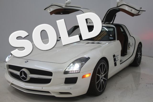 2011 Mercedes-Benz SLS AMG Houston, Texas 0