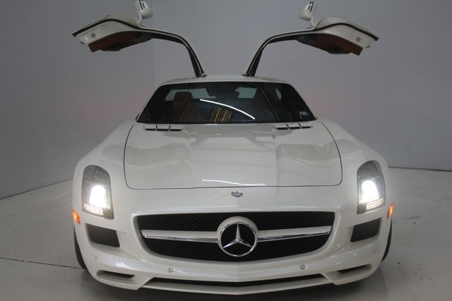 2011 Mercedes-Benz SLS AMG Houston, Texas 1