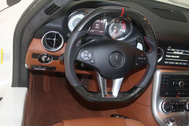 2011 Mercedes-Benz SLS AMG Houston, Texas 35