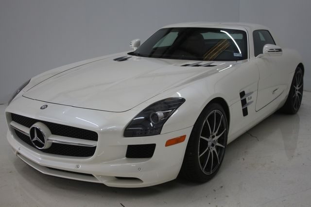 2011 Mercedes-Benz SLS AMG Houston, Texas 4