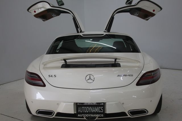 2011 Mercedes-Benz SLS AMG Houston, Texas 8