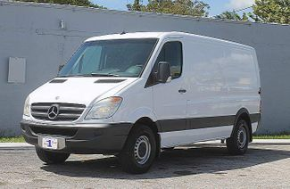 2011 Mercedes-Benz Sprinter Cargo Vans Hollywood, Florida 9