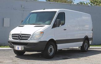 2011 Mercedes-Benz Sprinter Cargo Vans Hollywood, Florida 38