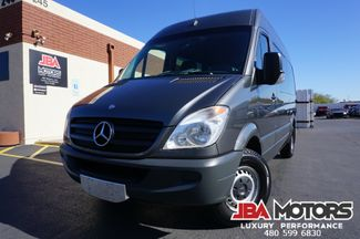 2011 Mercedes-Benz Sprinter Passenger Vans 2500 High Top Rear Air Conditioning Passenger Van | MESA, AZ | JBA MOTORS in Mesa AZ